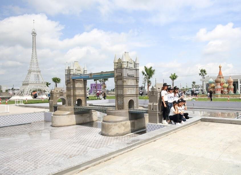 Thăm quan miễn phí khu sinh thái Cát Tường Phú Sinh