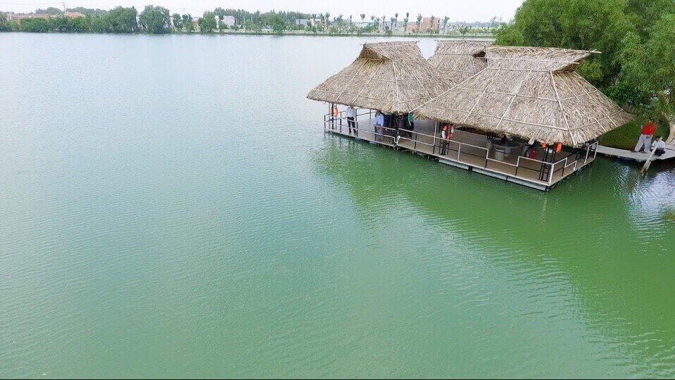 Khu du lịch sinh thái đẹp nhất phía Tây Bắc TP HCM