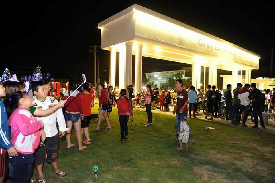 Ngày lễ tại Cát Tường Phú Sinh