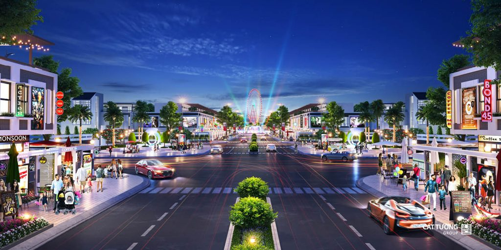 dự án mới của Tập đoàn Cát Tường group tại Hậu Giang
