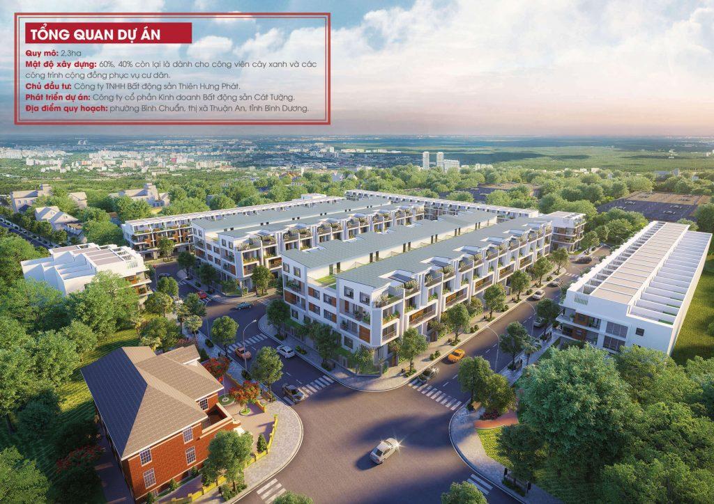 Dự án Cát Tường Phú Bình