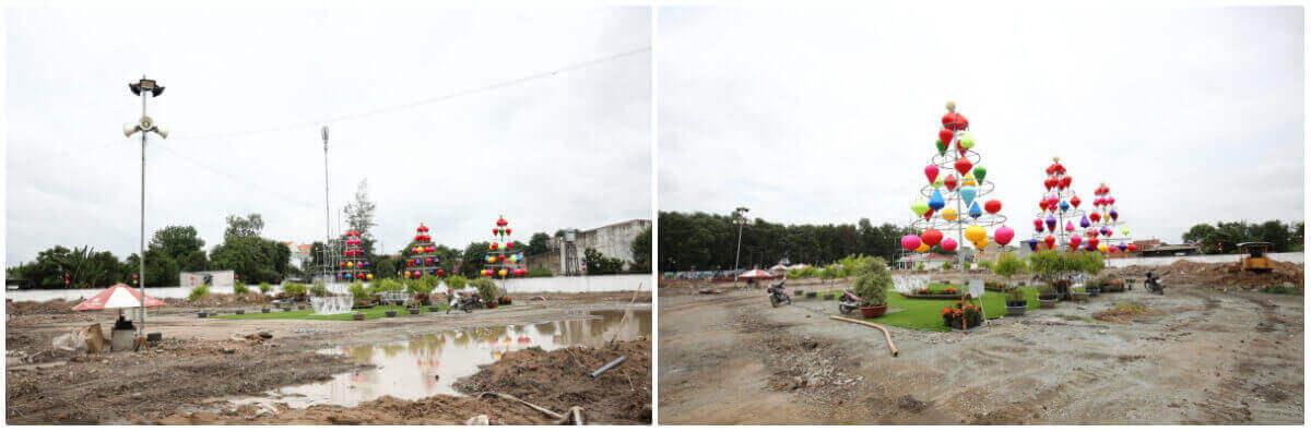 Cơ sở hạ tầng tại dự án Cát Tường Phú Bình