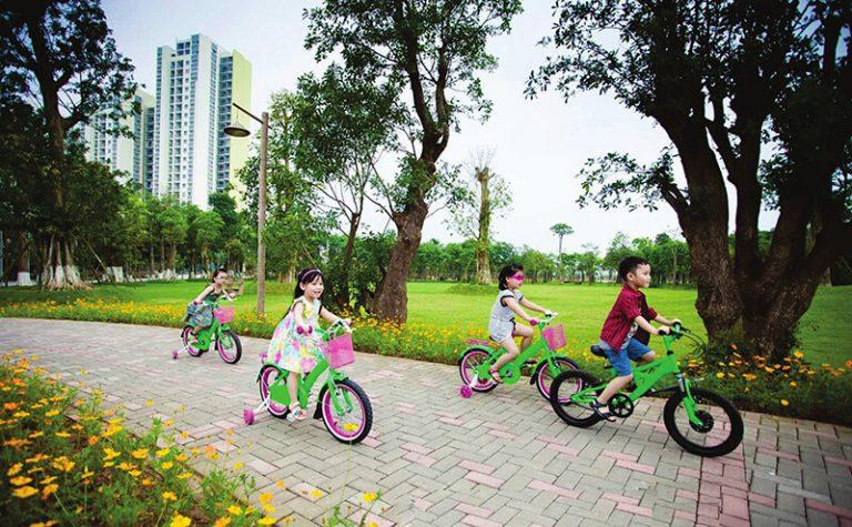 Khu vui chơi trẻ em tại FIve Star Eco City