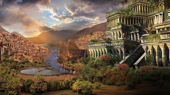 7 kỳ quan cổ đại tại Khu đô thị Cát Tường Western Pearl Vị Thanh - Hậu Giang